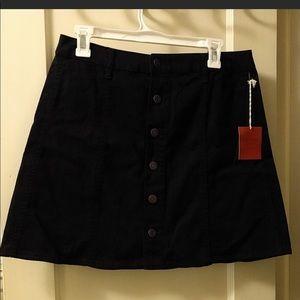 Black Mossimo Supply Co Skirt
